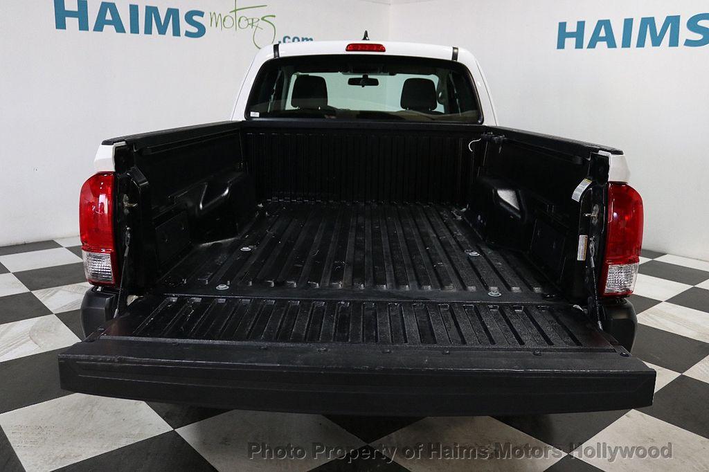 2017 Toyota Tacoma SR5 Access Cab 6' Bed I4 4x2 Automatic - 18296646 - 7