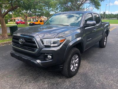 2017 Toyota Tacoma SR5 Double Cab 5' Bed I4 4x2 Automatic Truck