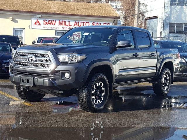 2017 Toyota Tacoma Trd Off Road Double Cab 5 Bed V6 4x4 18448715