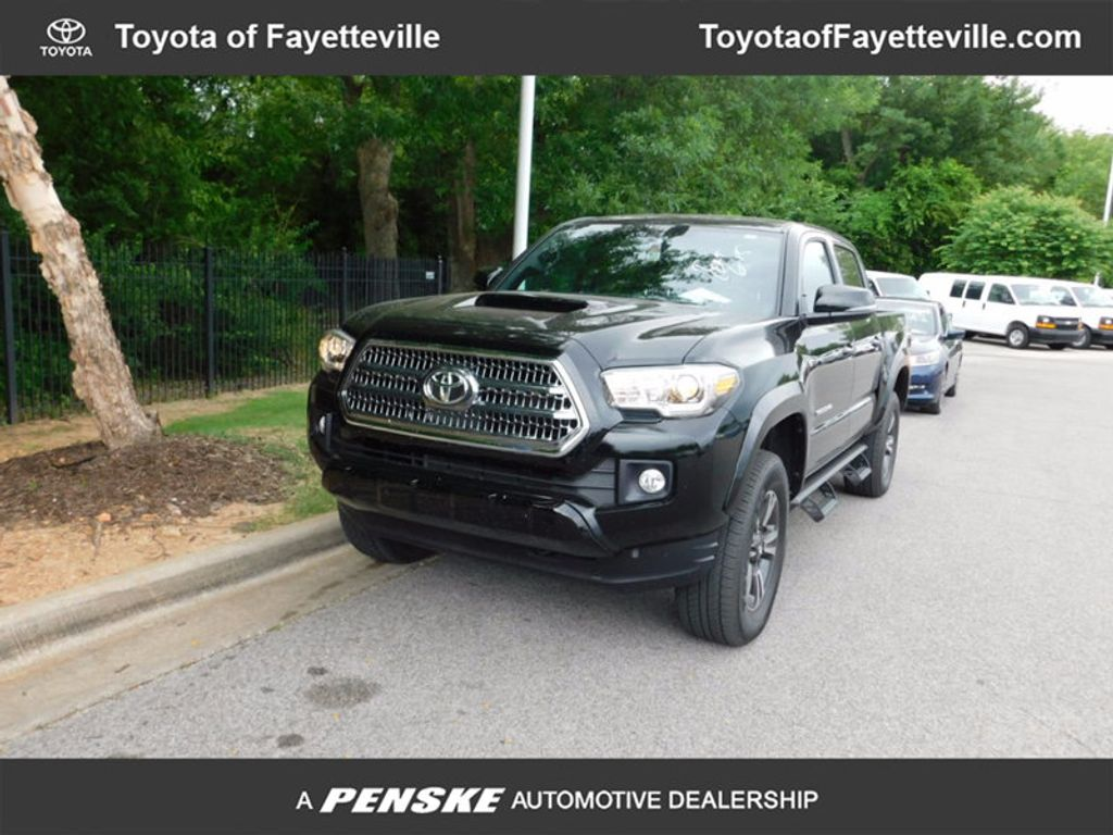 Dealer Video - 2017 Toyota Tacoma TRD Sport Double Cab 5' Bed V6 4x4 Automatic - 16517940