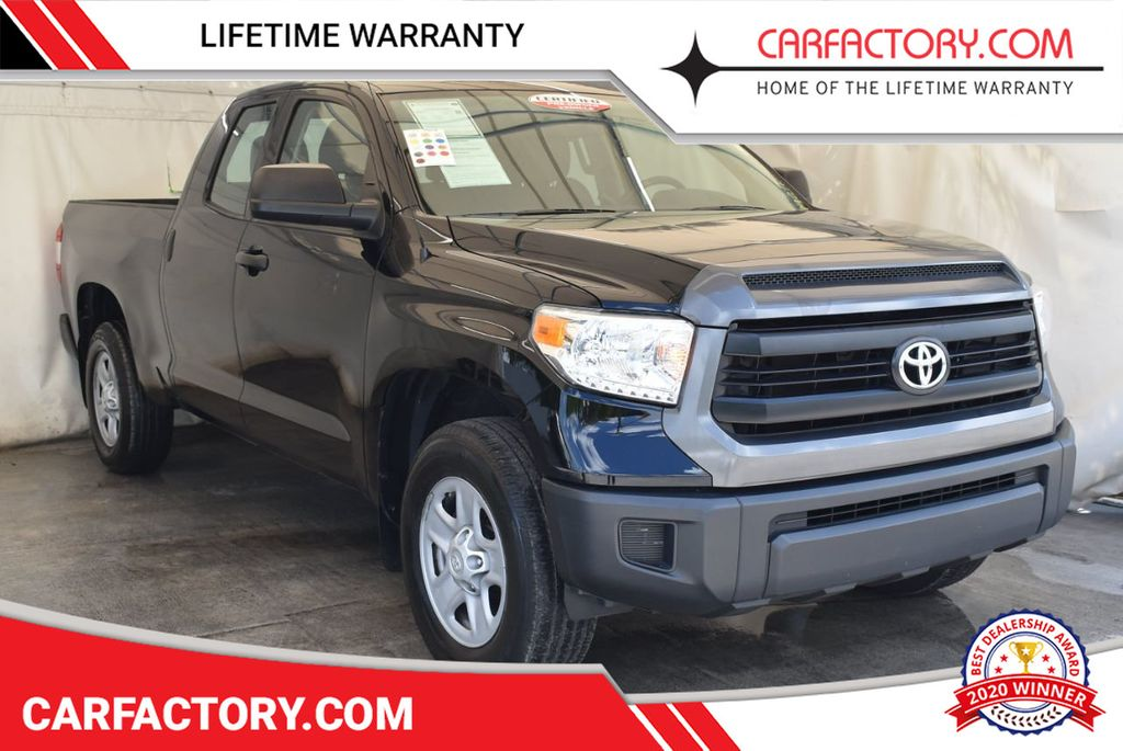 2017 Toyota Tundra 4WD Limited CrewMax 5.5' Bed 5.7L - 17970372 - 0