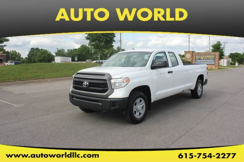 2017 Toyota Tundra 4WD SR Double Cab 6.5' Bed 5.7L - 18921228 - 0