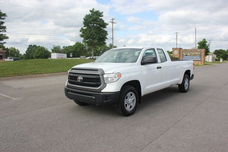 2017 Toyota Tundra 4WD SR Double Cab 6.5' Bed 5.7L - 18921228 - 43