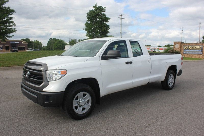 2017 Toyota Tundra 4WD SR Double Cab 6.5' Bed 5.7L - 18921228 - 47
