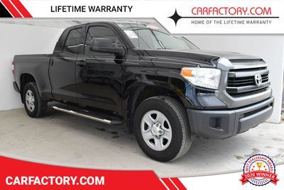 Used Toyota Tundra at Car Factory Outlet Serving Miami-Dade