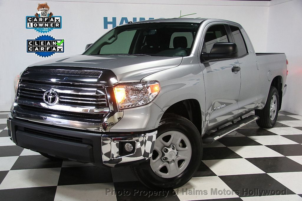 2017 Toyota Tundra SR5 Double Cab 6.5' Bed 4.6L - 17025111 - 0
