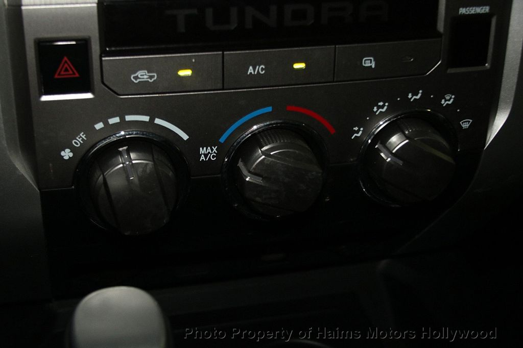 2017 Toyota Tundra SR5 Double Cab 6.5' Bed 4.6L - 17025111 - 19