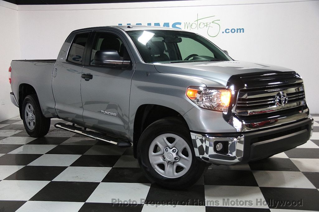 2017 used toyota tundra sr5 double cab 6.5' bed 4.6l at haims motors