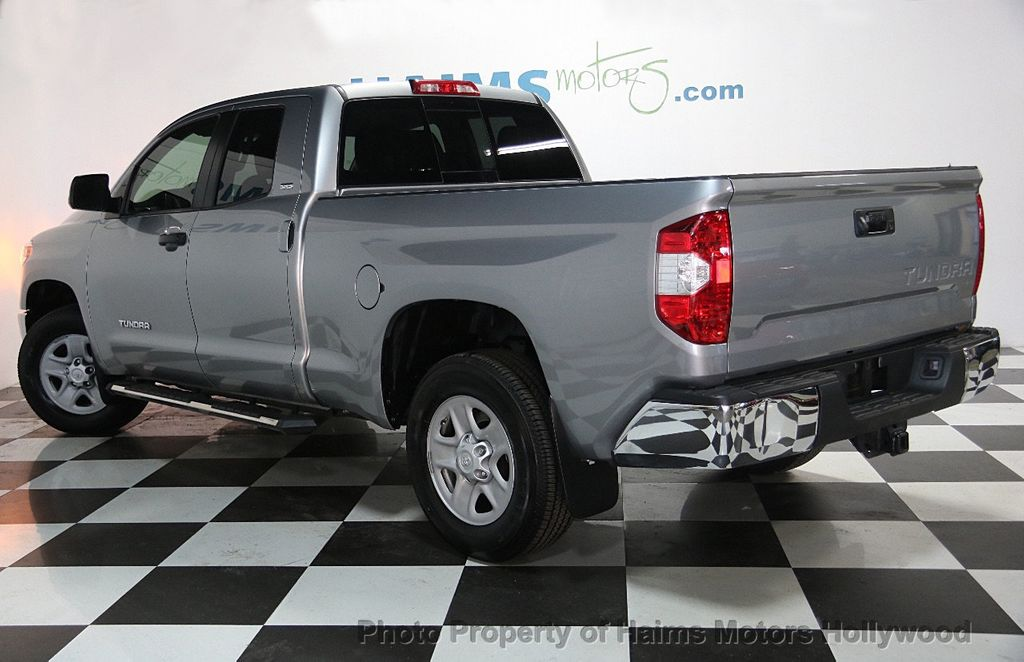 2017 Toyota Tundra SR5 Double Cab 6.5' Bed 4.6L - 17025111 - 4