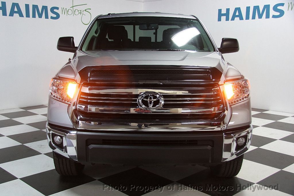 2017 used toyota tundra 2wd sr5 double cab 6 5 39 bed 4 6l at haims motors serving fort lauderdale. Black Bedroom Furniture Sets. Home Design Ideas