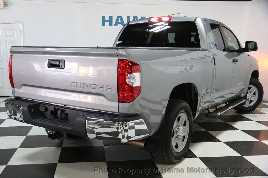 2017 used toyota tundra 2wd sr5 double cab 6 5 39 bed 4 6l at haims motors ft lauderdale serving. Black Bedroom Furniture Sets. Home Design Ideas