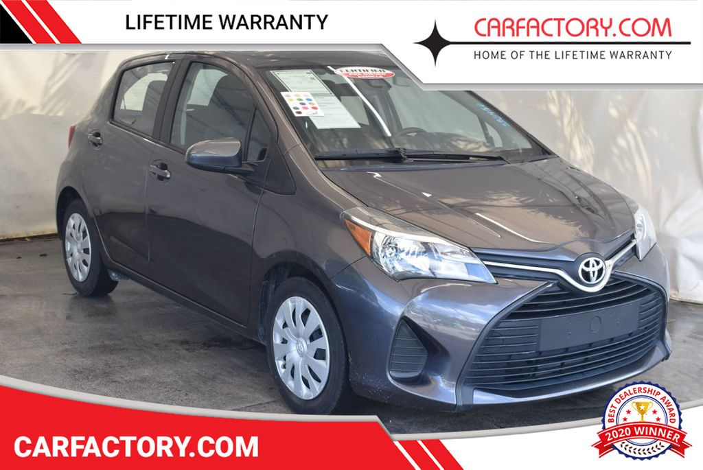 2017 Toyota Yaris 3-Door L Automatic - 18102524 - 0