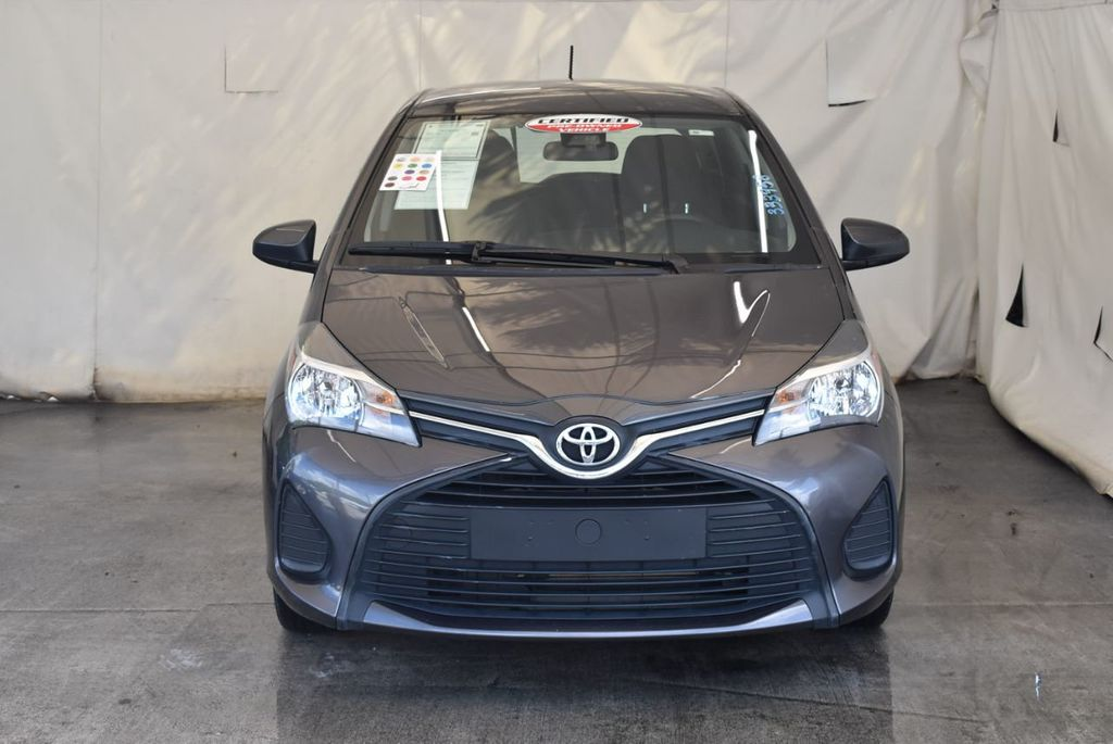 2017 Toyota Yaris 3-Door L Automatic - 18102524 - 3
