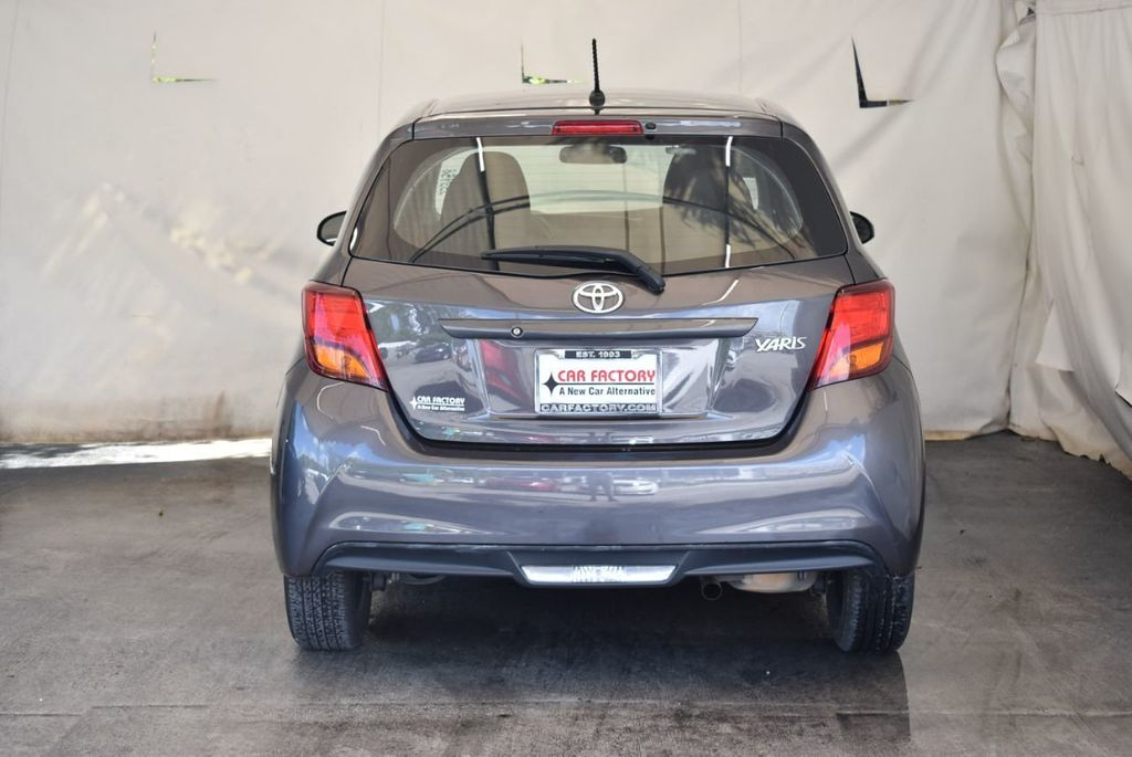 2017 Used Toyota Yaris 3 Door L Automatic At Car Factory Outlet