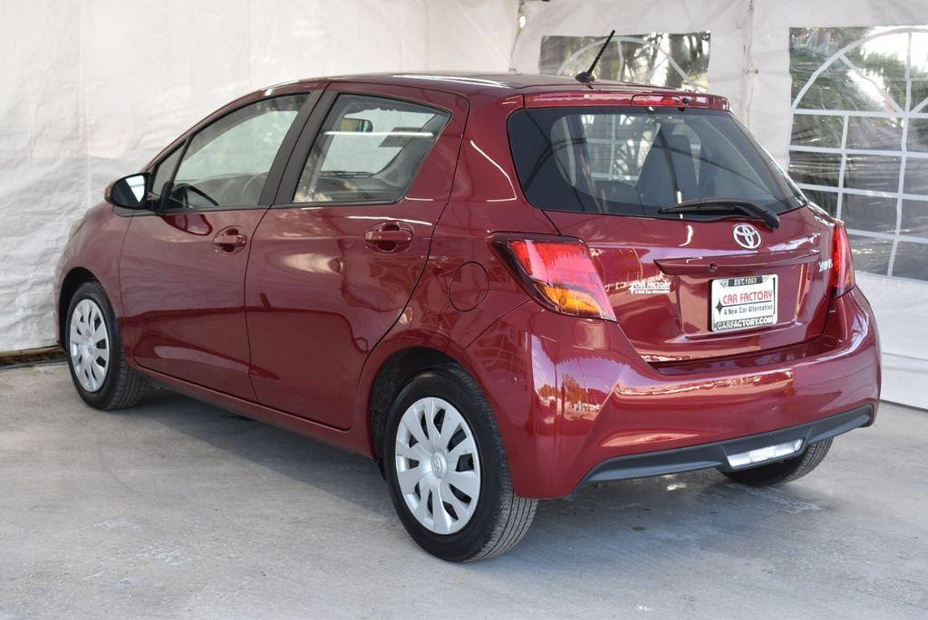 2017 Toyota Yaris SE - 18415837 - 5