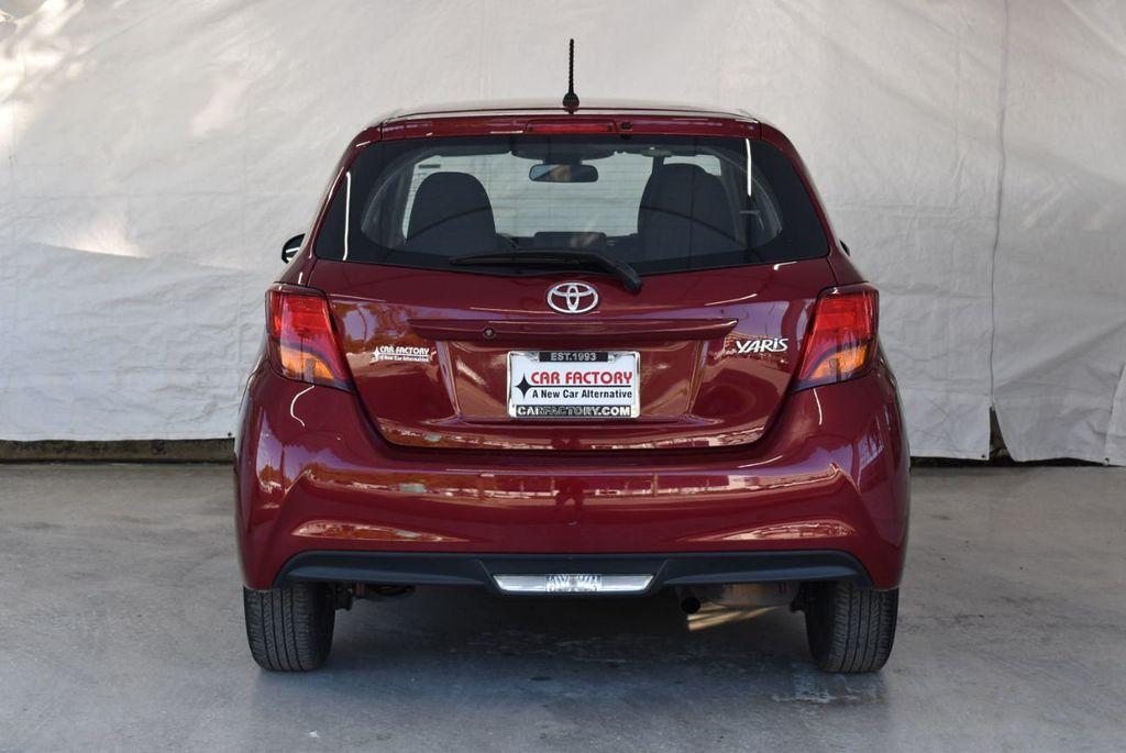 2017 Toyota Yaris SE - 18415837 - 7