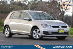 2017 Volkswagen Golf - 3VW217AU0HM058793