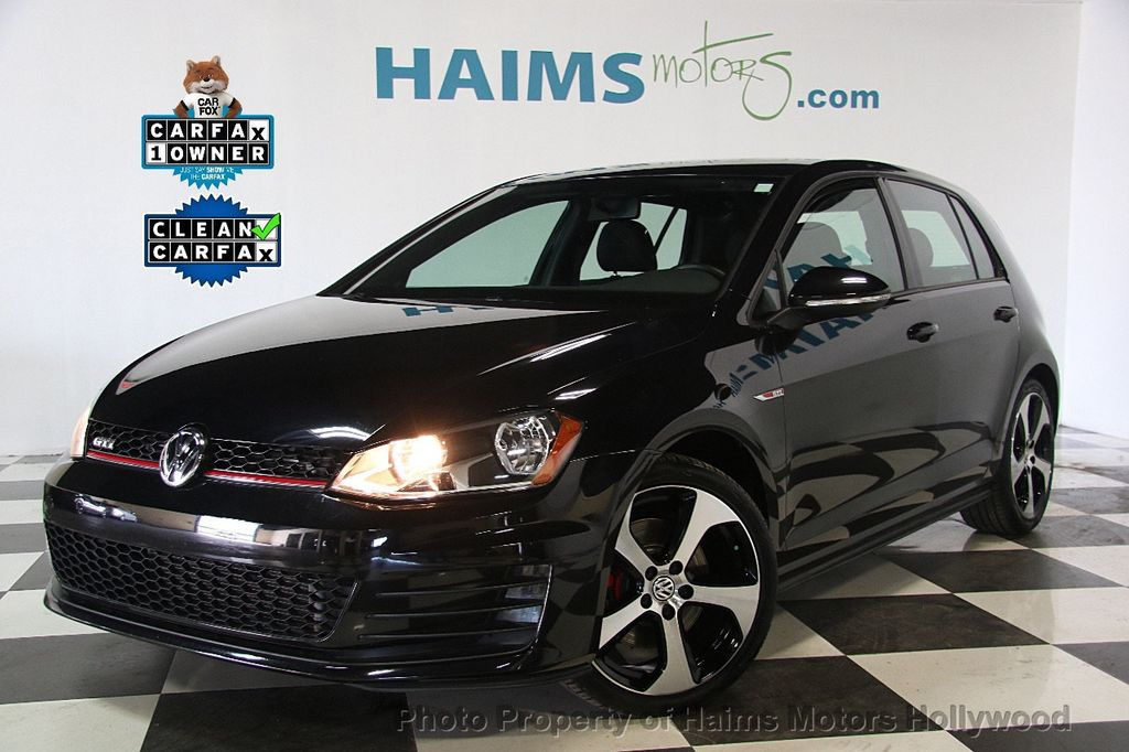 2017 Volkswagen Golf GTI 2.0T 4-Door S DSG - 17245790 - 0