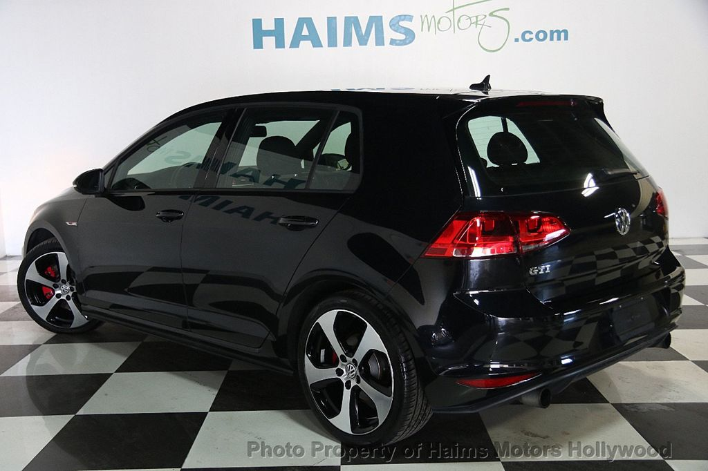 2017 Volkswagen Golf GTI 2.0T 4-Door S DSG - 17245790 - 4