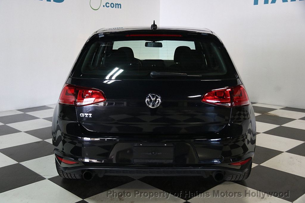 2017 Volkswagen Golf GTI 2.0T 4-Door S DSG - 17245790 - 5