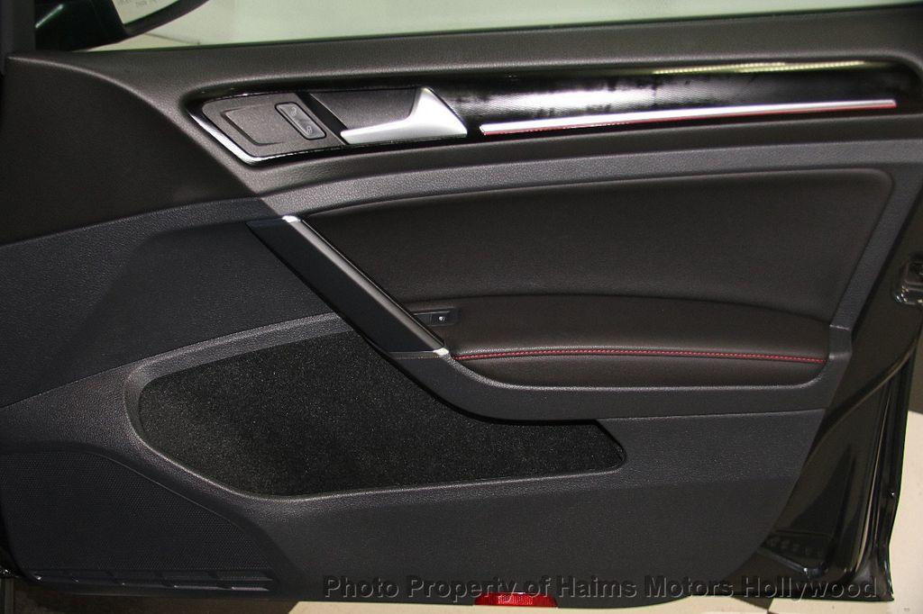 2017 Volkswagen Golf GTI 2.0T 4-Door SE DSG - 17245882 - 12