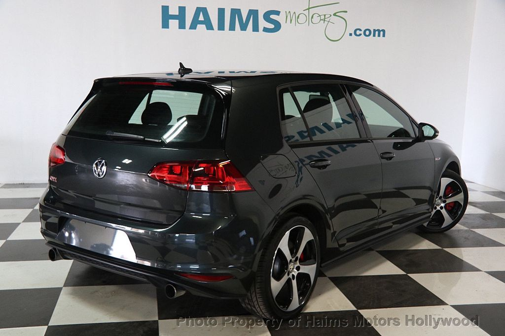 2017 Volkswagen Golf GTI 2.0T 4-Door SE DSG - 17245882 - 6