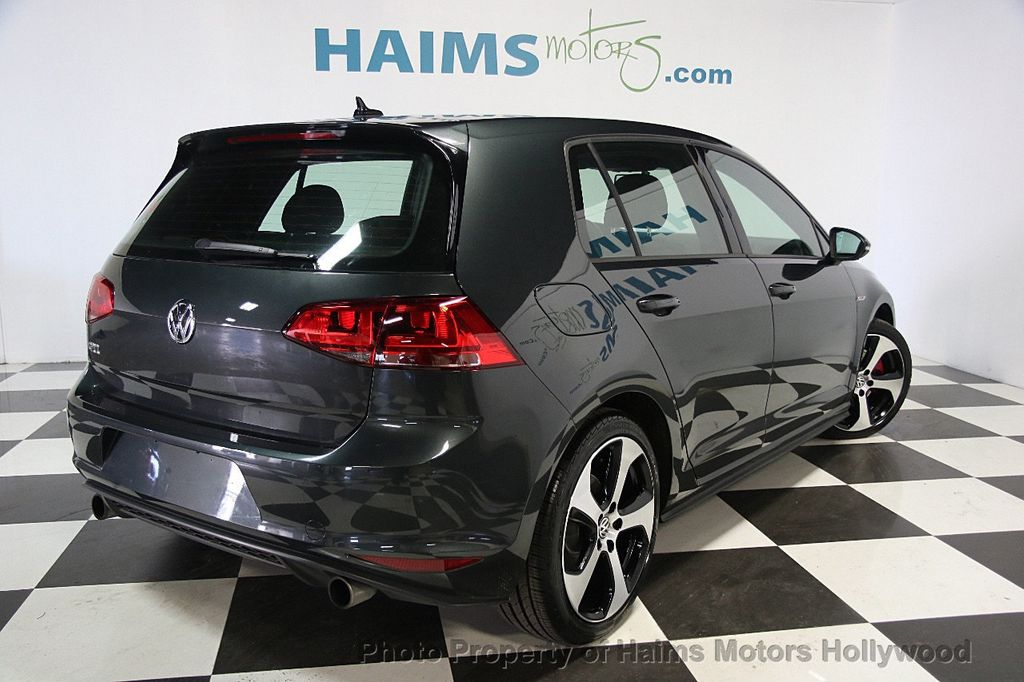 2017 Volkswagen Golf GTI 2.0T 4 Door Sport Manual   16707117   5