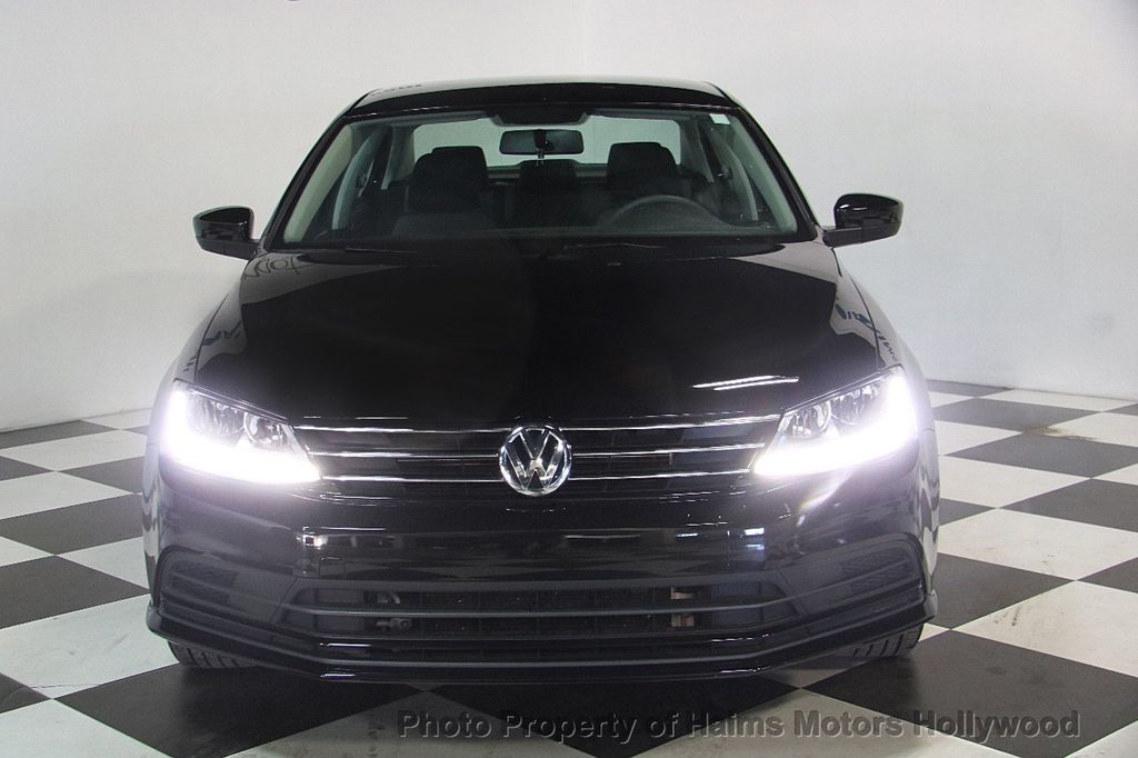 2017 Used Volkswagen Jetta 1.4T S Automatic at Haims Motors Serving Fort Lauderdale, Hollywood ...