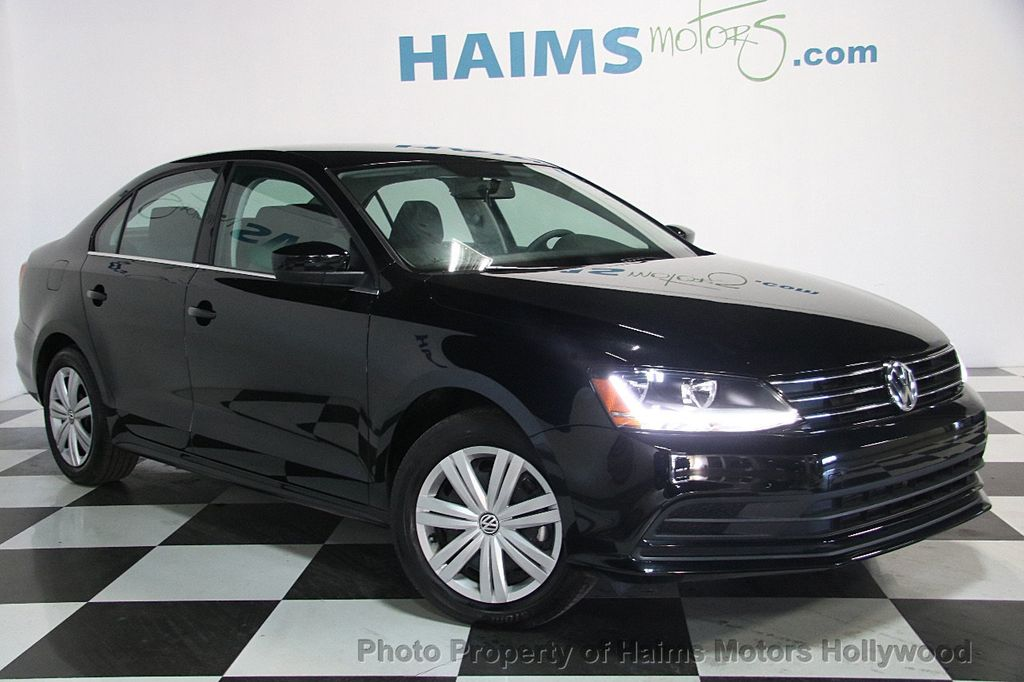 2017 used volkswagen jetta 1 4t s automatic at haims motors ft lauderdale serving lauderdale. Black Bedroom Furniture Sets. Home Design Ideas