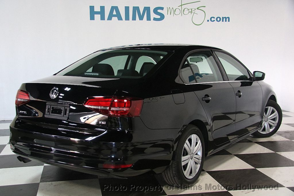 2017 Used Volkswagen Jetta 1.4T S Automatic at Haims Motors Ft Lauderdale Serving Lauderdale ...