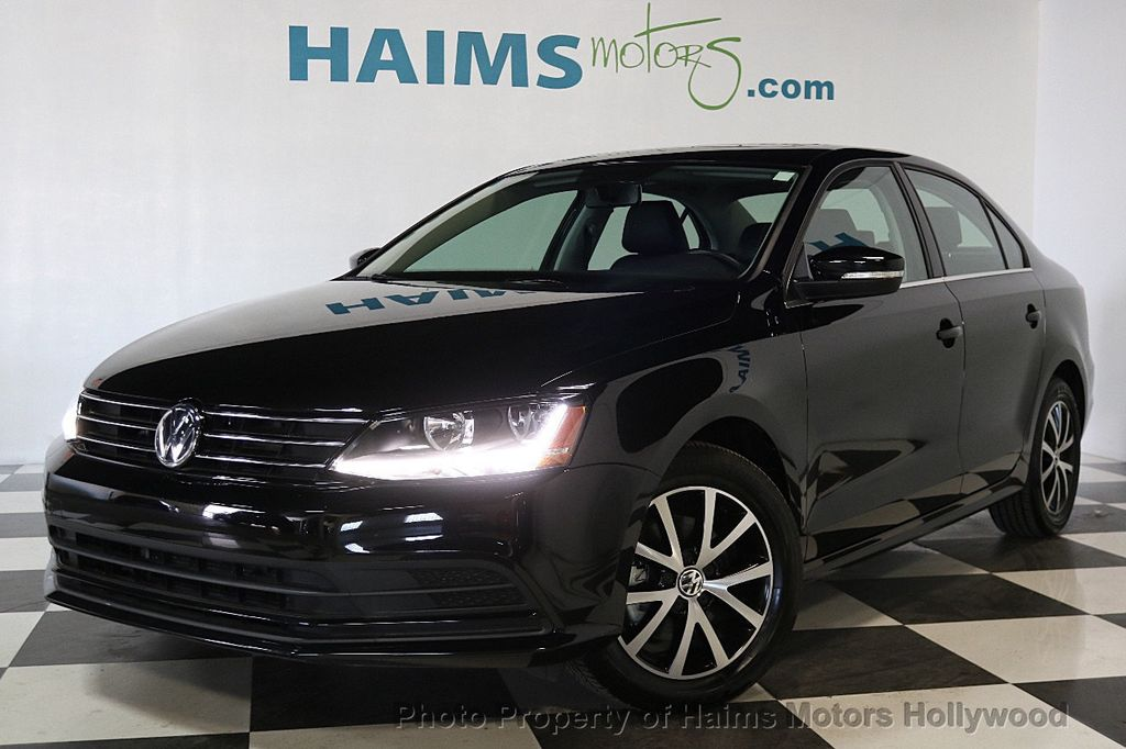 2017 used volkswagen jetta 1 4t se automatic at haims. Black Bedroom Furniture Sets. Home Design Ideas