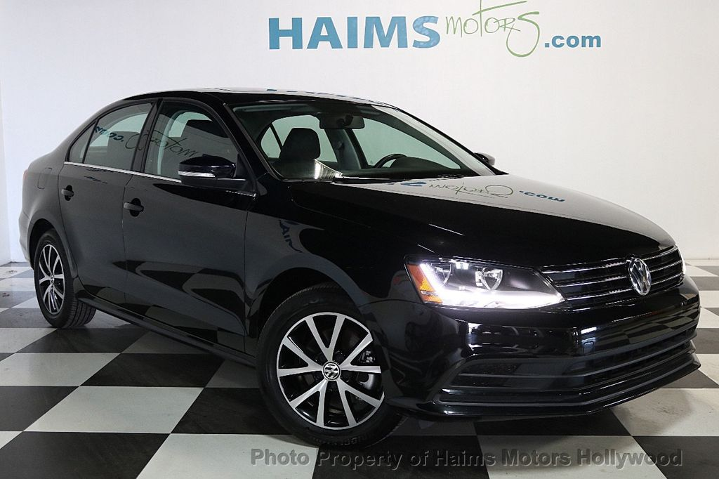 2017 Vw Jetta >> 2017 Used Volkswagen Jetta 1 4t Se Automatic At Haims Motors Serving