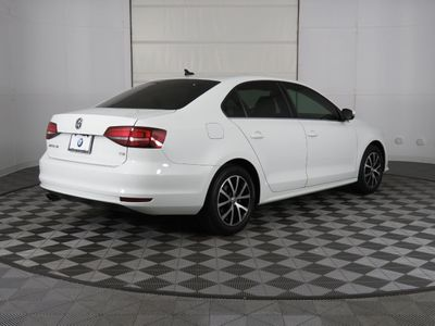 2017 Volkswagen Jetta 1.4T SE Automatic Sedan - Click to see full-size photo viewer