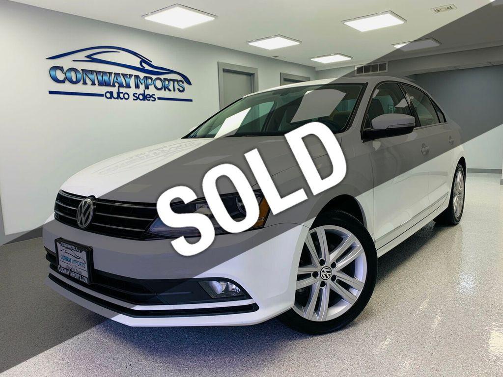 2017 Volkswagen Jetta 1 8t Sel Automatic Sedan For Sale Streamwood Il 15 995 Motorcar Com