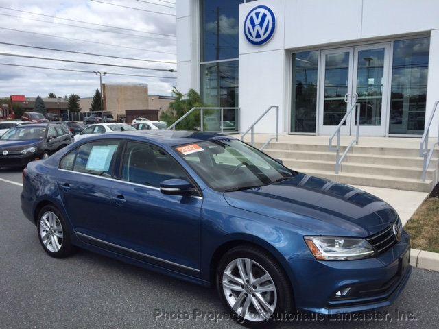2017 Vw Jetta >> Used Volkswagen For Sale Lancaster Pa Motorcar Com