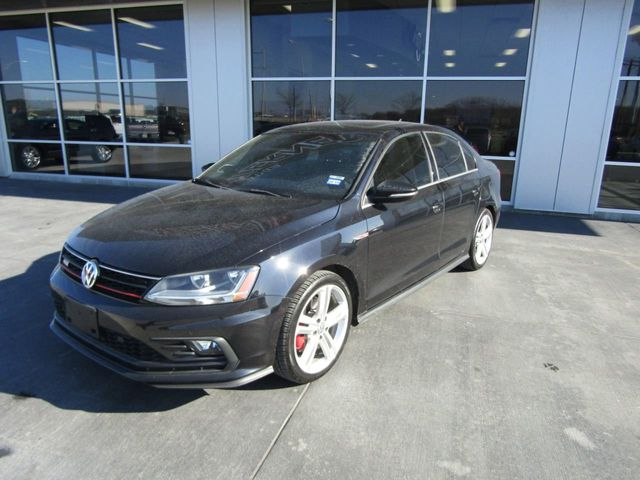 2017 Volkswagen Jetta Gli Manual 18326769 2