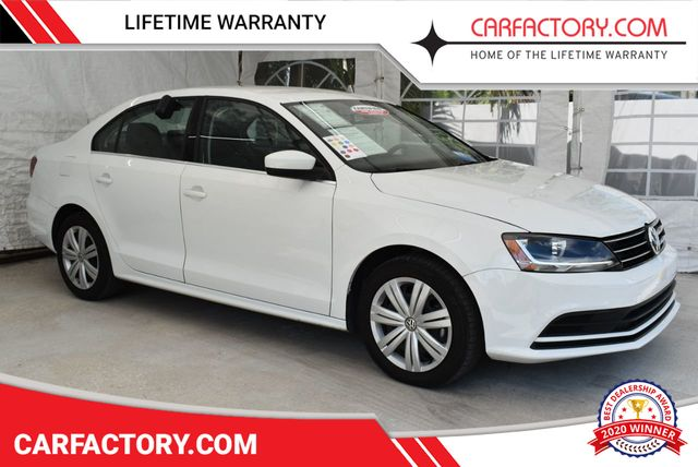2017 Vw Jetta >> 2017 Used Volkswagen Jetta S Sedan 4 Dr At Car Factory Outlet Serving Miami Dade Broward Palm Beach Collier And Monroe County Fl Iid 18991460