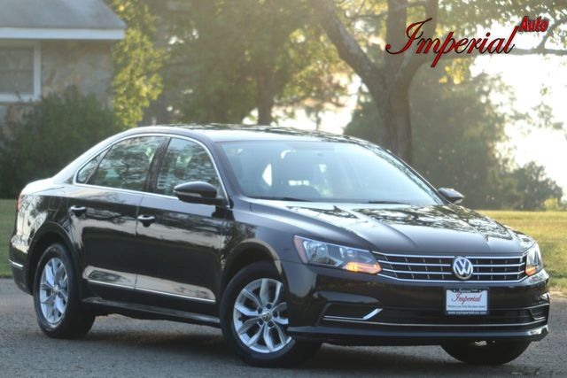 Used Volkswagen Passat >> 2017 Used Volkswagen Passat 1 8t S Automatic At Imperial