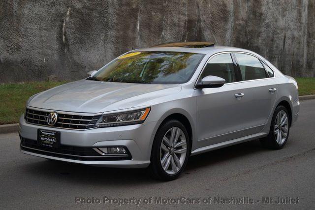 Used Volkswagen Passat >> 2017 Used Volkswagen Passat 1 8t Sel Premium Automatic At