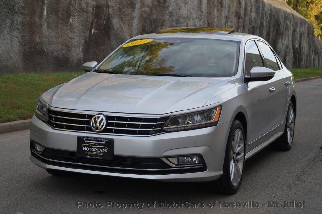 2017 Volkswagen Passat 1.8T SEL Premium Automatic - 18203177 - 2