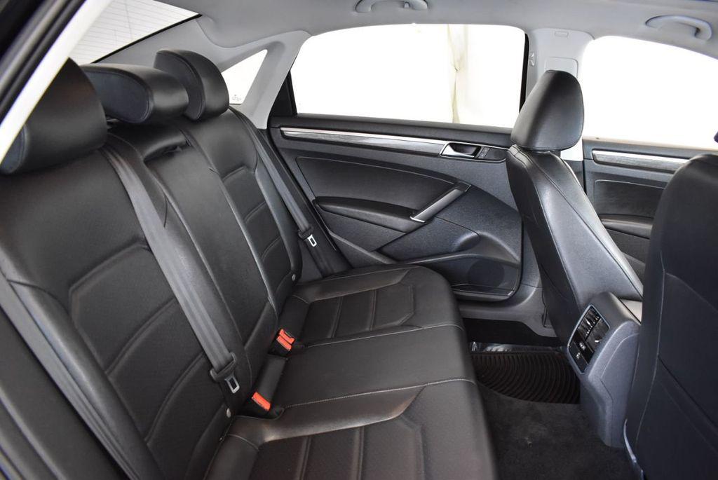 2017 Volkswagen Passat R-Line w/Comfort Pkg Automatic - 18151281 - 22