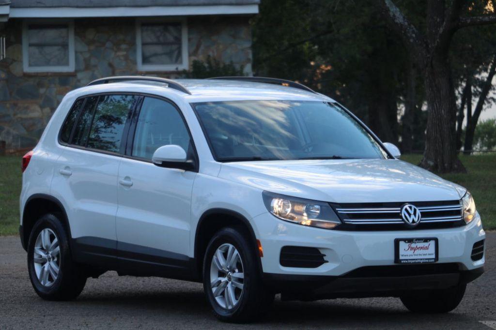 VW Volkswagen Tiguan Right Front Passanger Side Mirror Glass Trim Surround OEM