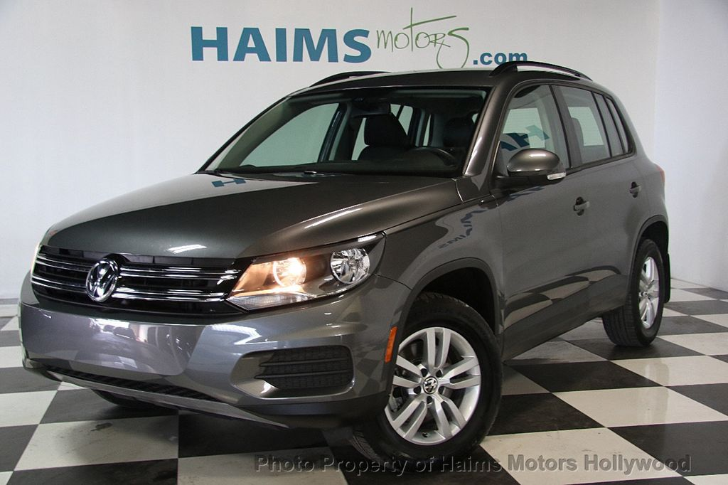 2017 used volkswagen tiguan 2 0t s fwd at haims motors. Black Bedroom Furniture Sets. Home Design Ideas