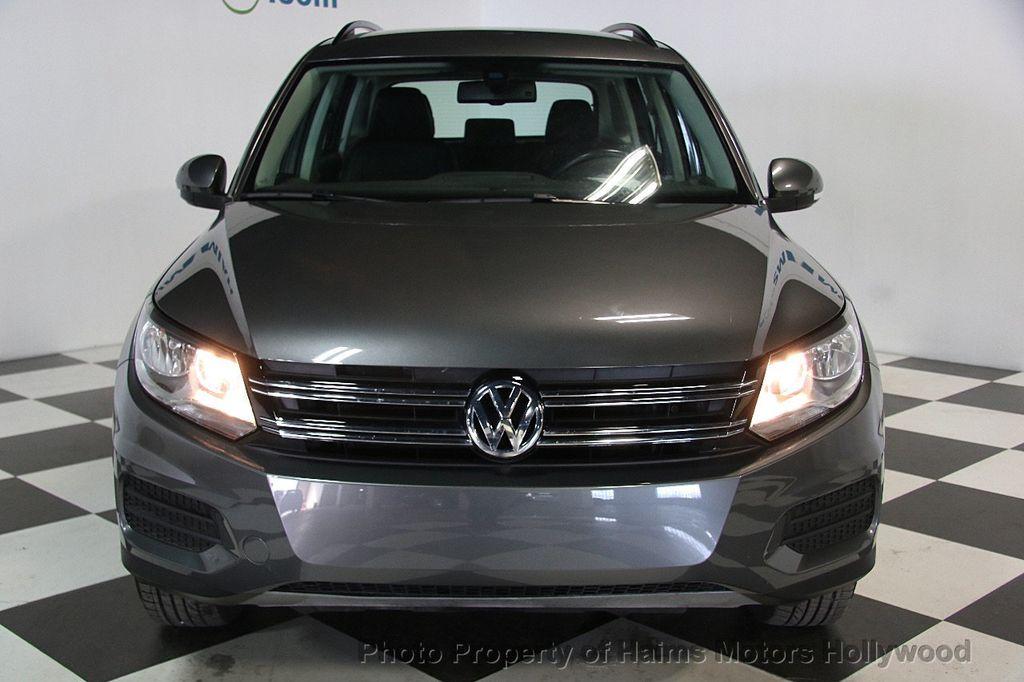 2017 Volkswagen Tiguan 2 0t S Fwd 17245887
