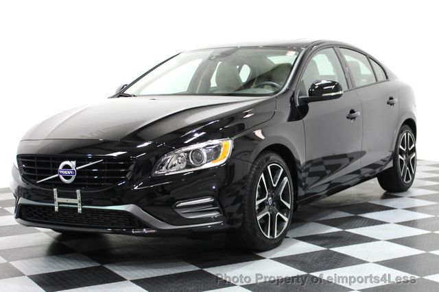 2017 used volvo s60 certified s60 t5 dynamic at. Black Bedroom Furniture Sets. Home Design Ideas