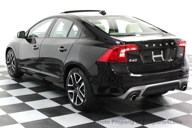 2017 Used Volvo S60 CERTIFIED S60 T5 DYNAMIC at eimports4Less Serving Doylestown, Bucks County ...