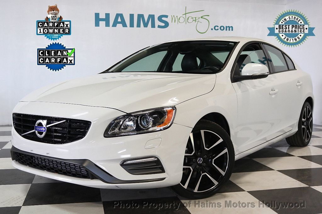 2017 Volvo S60 T5 FWD Dynamic - 17598886 - 0