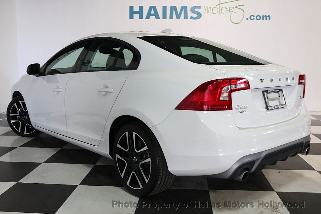 2017 Volvo S60 T5 FWD Dynamic - 17598886 - 4