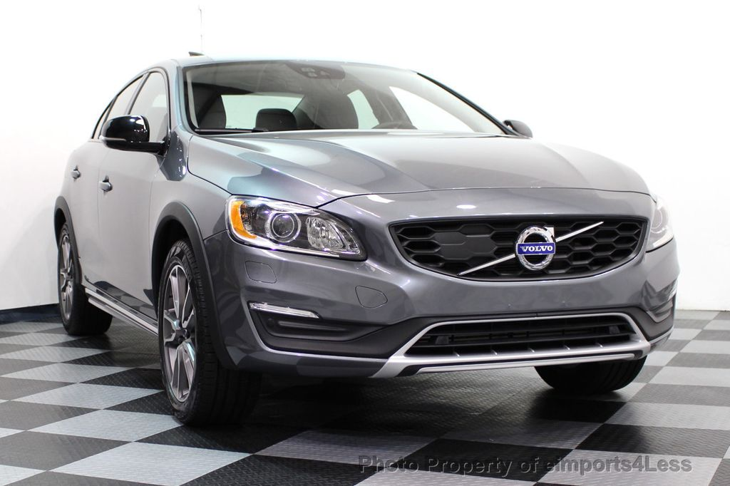 2017 Volvo S60 Cross Country CERTIFIED S60 CROSS COUNTRY T5 AWD SPORT UTILITY - 16747590 - 14