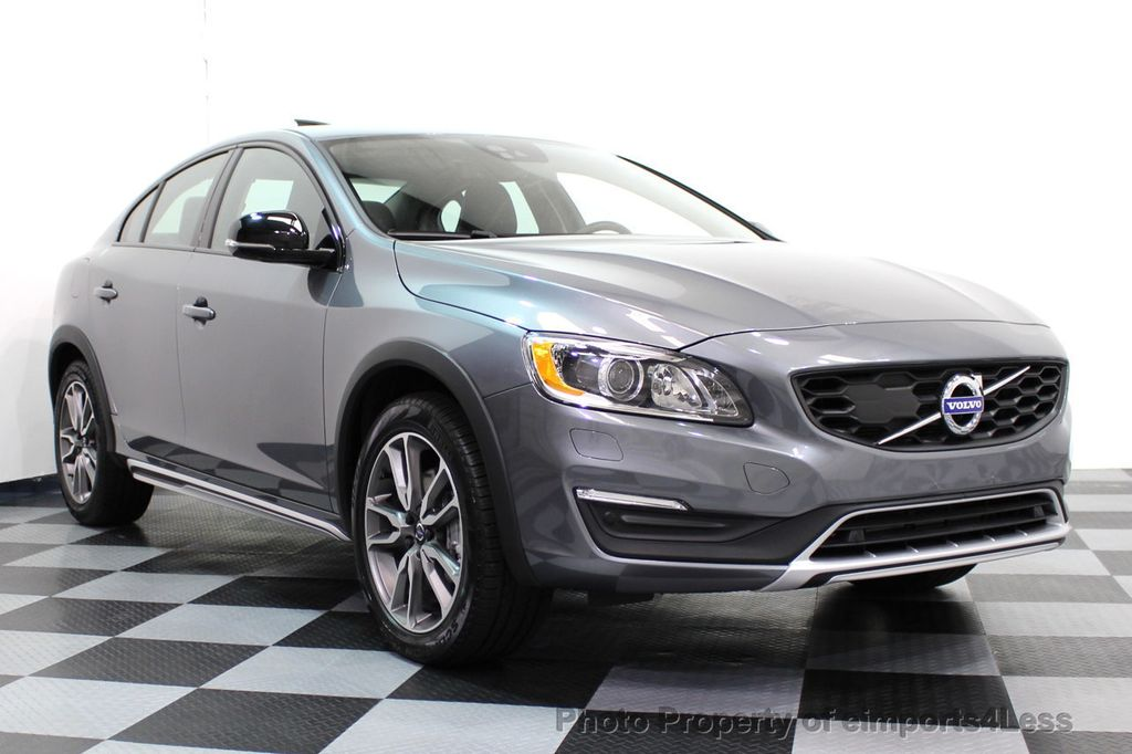 2017 used volvo s60 cross country certified s60 cross. Black Bedroom Furniture Sets. Home Design Ideas